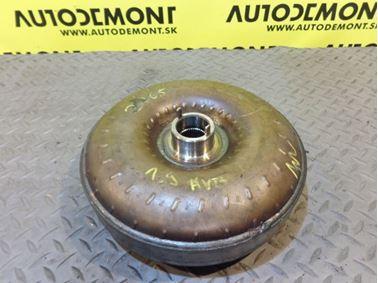 - Hydrodynamic Torque Converter