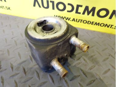 Engine oil cooler 9637319180 - Peugeot 307 2003  2.0 HDi 66 kW