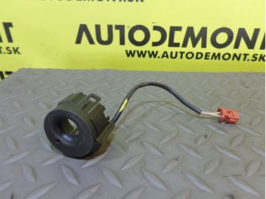 Key reader & Ring 9648445180 - Peugeot 307 2004 SW 2.0 HDi 66 kW