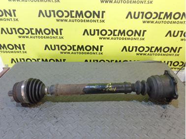 4A0407452CX - Front left axle shaft - Audi 100 1991 - 1994 A6 1995 - 1997
