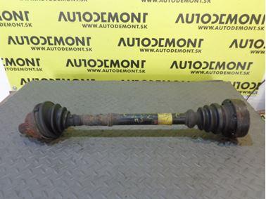 4A0407271C - Front left axle shaft - Audi 100 1991 - 1994