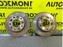 8E0615601P - Rear brake discs - Audi A4 2001 - 2008 A4 Cabriolet 2003 - 2009 Seat Exeo/ST 2009 - 2014