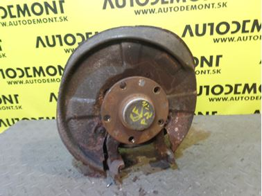 8E0505436AL 8E0505432N 8E0505432Q 8E0505432AQ - Rear right axle spindle hub - Audi A4 2001 - 2005 A4 Quattro 2001 - 2005 A4 Cabriolet 2003 - 2006