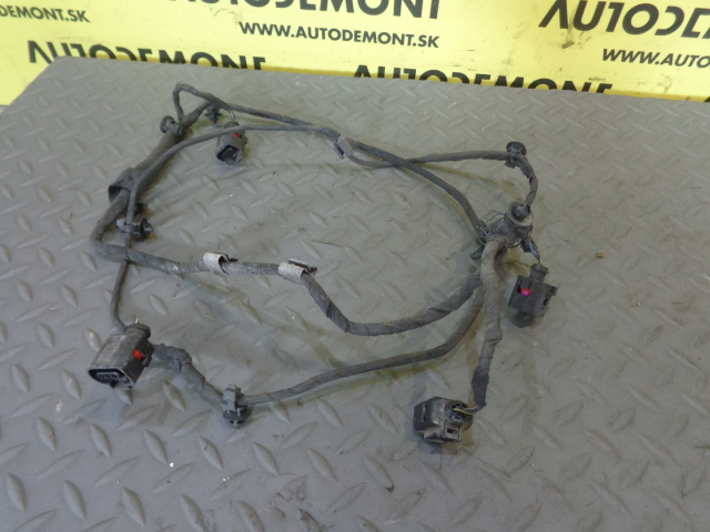 Front Parking Pdc Sensor Wiring Harness 4b1971095b