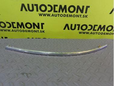 Front Bumper Left Molding 4B0807173E - Audi A6 C5 4B 2003 Avant Quattro 2.5 TDI 132 kW AKE
