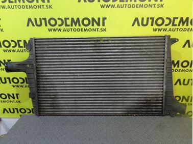 Intercooler 4B0145805A - Audi A6 C5 4B 2003 Avant Quattro 2.5 TDI 132 kW AKE