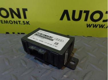 Alarm control unit 4D0951173D - Audi A6 C5 4B 2003 Avant Quattro 2.5 TDI 132 kW AKE