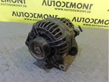 Alternator 078903016AB 078903016AC - Audi A6 C5 4B 2003 Avant Quattro 2.5 TDI 132 kW AKE
