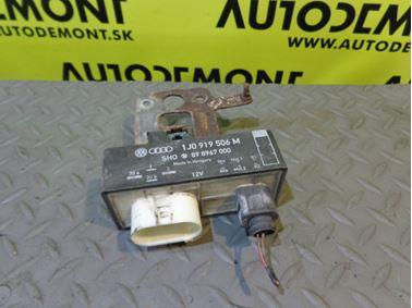 Radiator fan control unit 1J0919506M - Skoda Fabia 1 6Y 2002 Combi 1.9 Tdi 74 kW ATD EWT