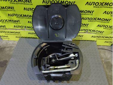 Tool Kit 6Q0012115E 6Y0011031 1J0803899L - Skoda Fabia 1 6Y 2002 Combi 1.9 Tdi 74 kW ATD EWT