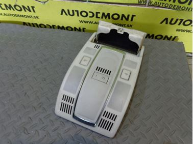 Front interior light 4F0947135J - Audi A6 C6 4F 2005 Limousine Quattro 3.0 TDI 165 kW BMK GZW