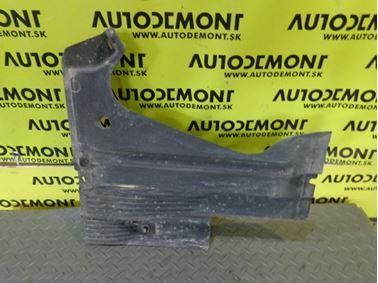 Left chassis cover 4F0825215D 4F0825215F 4F0825215M - Audi A6 C6 4F 2005 Limousine Quattro 3.0 TDI 165 kW BMK GZW