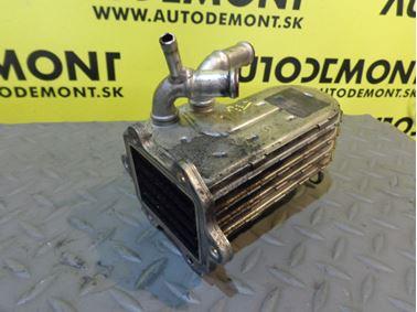 EGR cooler 059131512H 059131511 - Audi A6 C6 4F 2005 Limousine Quattro 3.0 TDI 165 kW BMK GZW