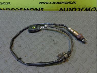 Lambda oxygen sensor 021906262C 06A906262Q 1K0998262 - Skoda Octavia 1 1U 2003 Laurin & Klement 1.8 T 110 kW AUM FDC