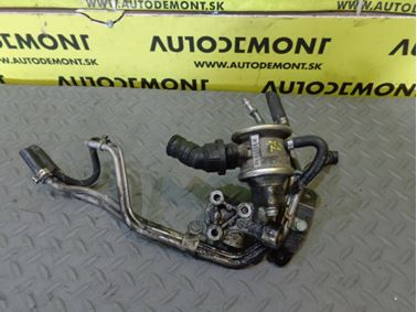Combined Valve 06A131102A 06A133781AT - Skoda Octavia 1 1U 2003 Laurin & Klement 1.8 T 110 kW AUM FDC