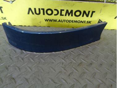 Rear left tail light cover & trim 8L0807871C - Audi A3 8L 2002 5 - door 1.9 Tdi 96 kW ASZ DRW