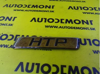 5J6853687E - Emblem & Badge HTP