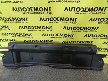 Rear cross panel trim 8L0863471B - Audi A3 8L 2002 5 - door 1.9 Tdi 96 kW ASZ DRW