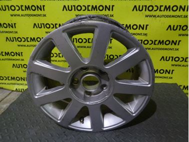 "- Alloy Wheel 15"" 7Jx15H2 ET35"