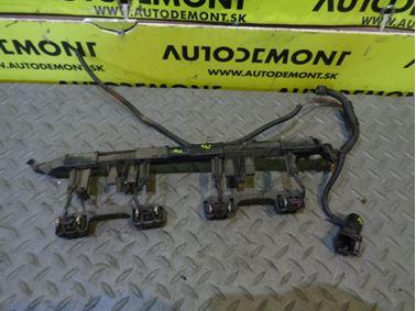 Wiring harness 06A971824F 037973202 - Skoda Octavia 1 1U 2002 Combi 1.8 T 110 kW ARX FEX ELE