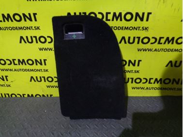 3B9867462B - Right Luggage Compartment Cover & Trim - VW Passat Variant 1997 - 2005