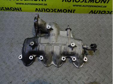 Intake manifold 038129713AP - Audi A4 B6 8E 2002 Avant 1.9 Tdi 74 kW AVB ENW