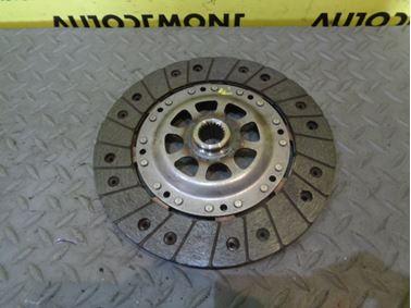 Clutch disk 038141032N 038141032NX - Audi A4 B6 8E 2002 Avant 1.9 Tdi 74 kW AVB ENW