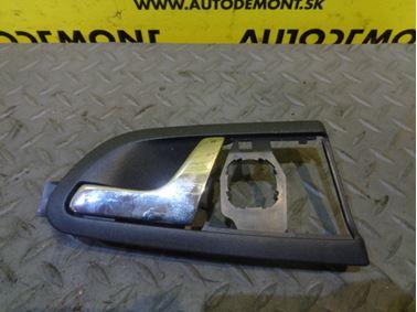 Rear left interior door handle 1U4839247B - Skoda Octavia 1 1U 2002 Limousine Elegance 1.8 T 110 kW AUM EVS