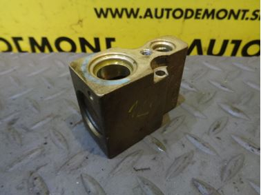 Expansion valve 6N0820679C - Skoda Octavia 1 1U 2002 Limousine Elegance 1.8 T 110 kW AUM EVS