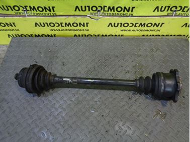 Left axle shaft 3B0407271K - Skoda Superb 1 3U 2008 Limousine 1.9 Tdi 85 kW BPZ GFL