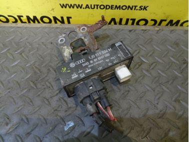 Radiator fan control unit 1J0919506M - Skoda Fabia 1 6Y 2003 Combi 1.9 Tdi 74 kW ATD GGU