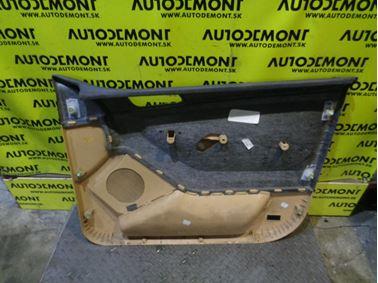 Front left door trim panel 6Y0 6Y - Skoda Fabia 1 6Y 2003 Combi 1.9 Tdi 74 kW ATD GGU