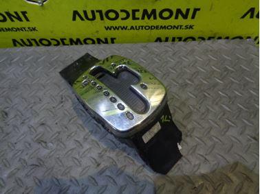 Gear selector cover 3U0713111 - Skoda Superb 1 3U 2006 Limousine Edition 100 2.5 Tdi 120 kW BDG FAD