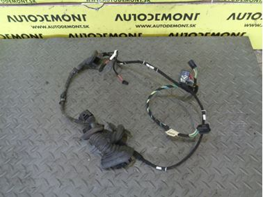 Rear Left Right Door Wiring Harness 4F1971687E 4F1971687S - Audi A6 C6 4F 2006 Avant Quattro 3.0 TDI 165 kW BMK HKG
