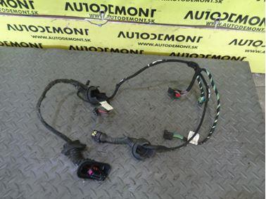Rear Left Right Door Wiring Harness 4F1971687E 4F1971687S - Audi A6 C6 4F 2006 Avant Quattro 3.0 TDI 165 kW BMK HKG