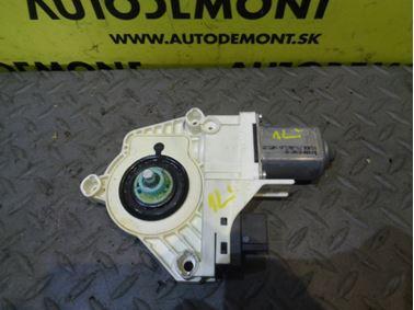 Rear left window regulator motor 4F0959801A - Audi A6 C6 4F 2006 Avant Quattro 3.0 TDI 165 kW BMK HKG