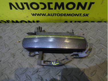 Right Front - Rear Door Handle 4F0837886 - Audi A6 C6 4F 2006 Avant Quattro 3.0 TDI 165 kW BMK HKG