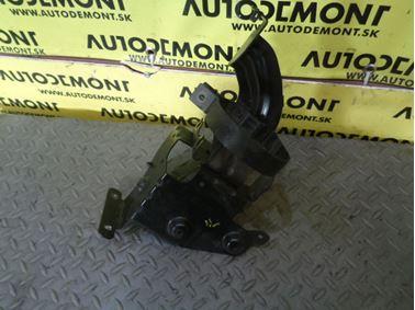 ABS Unit & Power Steering Fluid Bottle Holder 4F0614119H - Audi A6 C6 4F 2006 Avant Quattro 3.0 TDI 165 kW BMK HKG