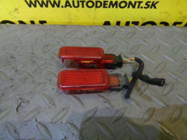 Door warning lights 4B0947415 - Audi A6 C5 4B 2000 Limousine 2 5 Tdi 110 kW  AKN DQS