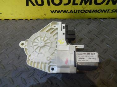 Rear left window regulator motor 4F0959801A - Audi A6 C6 4F 2005 Limousine Quattro 3.0 TDI 165 kW BMK GZW