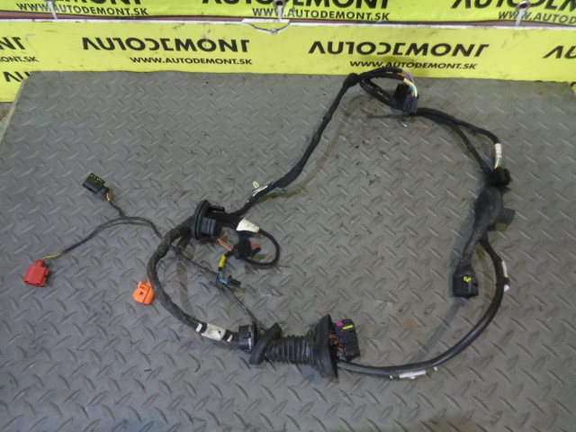 Rear Left Right Door Wiring Harness 4F1971687C - Audi A6 C6 4F 2005 Audi A Wiring Harness on ford wiring harness, camaro wiring harness, mopar wiring harness, honda wiring harness, 2000 mustang wiring harness, vw wiring harness, saab wiring harness, toyota wiring harness, mitsubishi wiring harness, mercury wiring harness, porsche wiring harness, jayco wiring harness, 2004 mustang wiring harness, subaru wiring harness, lexus wiring harness, kymco wiring harness, hyundai wiring harness, dodge wiring harness, miata wiring harness, chrysler wiring harness,