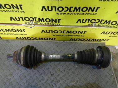 Left axle shaft 1K0407271NP - Volkswagen VW Passat B6 3C0 2006 Variant 2.0 Tdi 103 kW BKP HDV