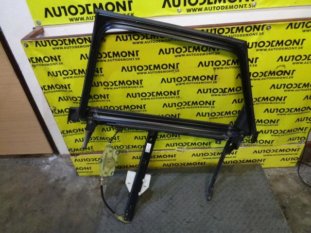 Rear right window regulator 4f0839462a 4f9 audi a6 c6 4f for 2000 audi a6 window regulator