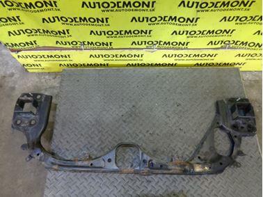 Cross over tube 4F0199521D 4F0199521N 4F0199521 - Audi A6 C6 4F 2006 Avant Quattro 3.0 TDI 165 kW BMK HXN