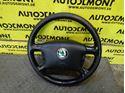Multifunctional steering wheel 3U0419091C 1U0880201D - Skoda Superb 1 3U 2003 Limousine 2.5 Tdi 114 kW AYM FRF