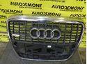 Radiator Grille 4F0853651L - Audi A6 C6 4F 2006 Avant Quattro S - Line 3.0 TDI 165 kW BMK HKG