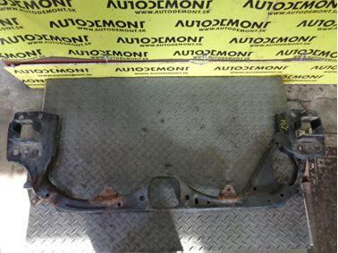 Cross over tube 4F0199521D 4F0199521N 4F0199521 - Audi A6 C6 4F 2006 Avant Quattro S - Line 3.0 TDI 165 kW BMK HKG