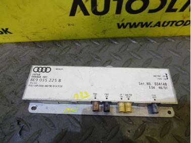 8E9035225B 8E9035225C 8E9035225Q - Aerial antenna amplifier - Audi A4 Avant 2001 - 2007 A4 Avant Quattro 2001 - 2007 RS4 2006 - 2007 Seat Exeo 2009 - 2014