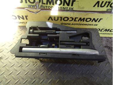 Tool Kit 4F5012111A 8N0012219 - Audi A6 C6 4F 2006 Avant Quattro S - Line 3.0 TDI 165 kW BMK HKG