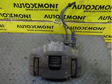 Front right brake caliper 8E0615124B 1K0615125B - Audi A6 C6 4F 2006 Avant Quattro S - Line 3.0 TDI 165 kW BMK HKG